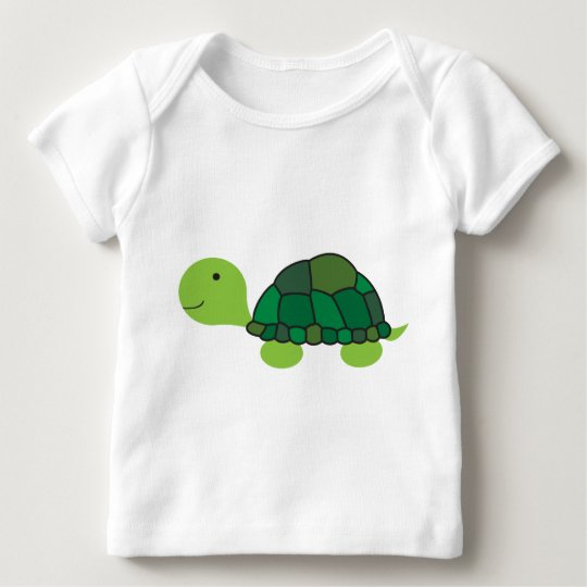 Cute Turtle Baby T-Shirt