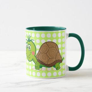 Cute Turtle Bubbles mug