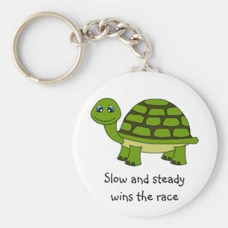 Cute Turtle Cartoon Keychain