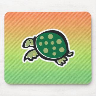 Cute Turtle Design Mouse Pad