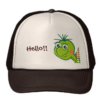 Cute Turtle - hello hat