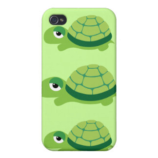 Cute Turtle iPhone 4/4S Cover