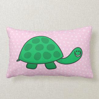 Cute turtle or tortoise cartoon animal pillow