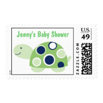 Cute Turtle Postage Stamp