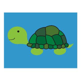 Cute Turtle Postcard