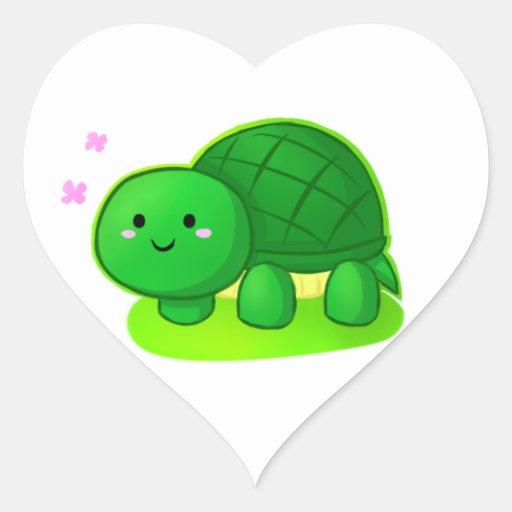 Cute Turtle Sticker Zazzle