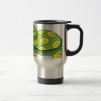 CUTE TURTLE TRAVEL MUG