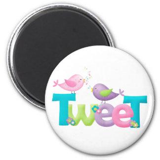 Cute Tweet Birds Fridge Magnets