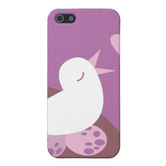 Cute tweeter love bird cover for iPhone SE/5/5s