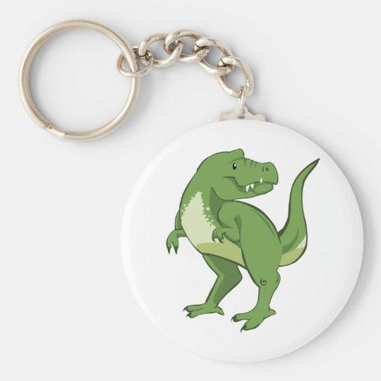 Cute Tyrannosaurus Rex Keychain