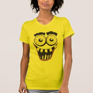 Cute Ugly Face Tee Shirt