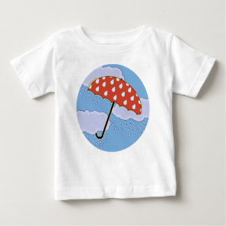 Cute Umbrella Baby Tees