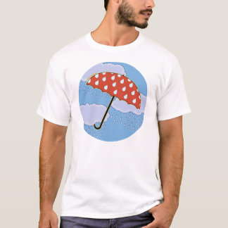 Cute Umbrella Men's Tees