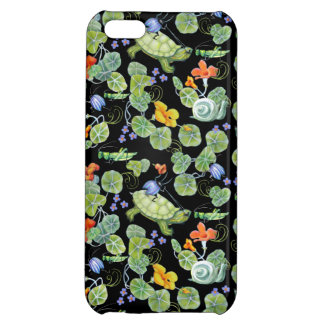 Cute Underbrush Insect Art iPhone5 Case Case For iPhone 5C
