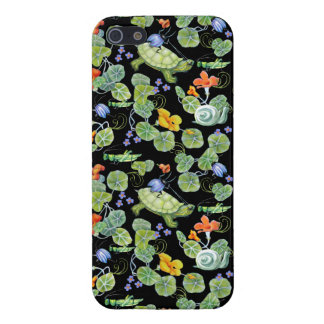 Cute Underbrush Insect Art iPhone5 Case iPhone 5 Covers