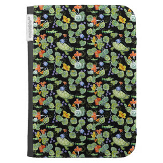 Cute Underbrush Insect Kindle Case