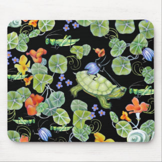 Cute Underbrush Insect Mouse Mat Mousepad