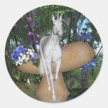 Cute Unicorn Fantasy 1 Stickers