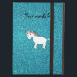 """Cute unicorn iPad air cover<br><div class=""""desc"""">Personalize it with a name,  monogram or saying</div>"""