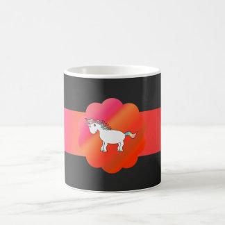 Cute unicorn classic white coffee mug