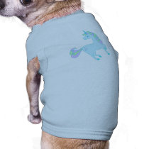 cute unicorn Pet Clothing