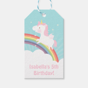 rainbow gift tags gift enclosures zazzle