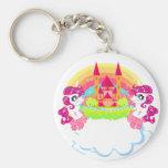 cute unicorns Key ring Keychain
