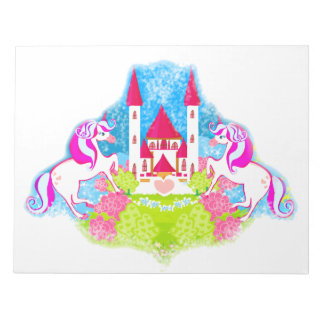 cute unicorns Notepad