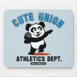 Cute Union Athletics Department Mouse Mat