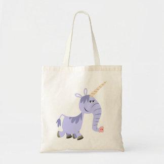 Cute Unusual Cartoon Unicorn Bag