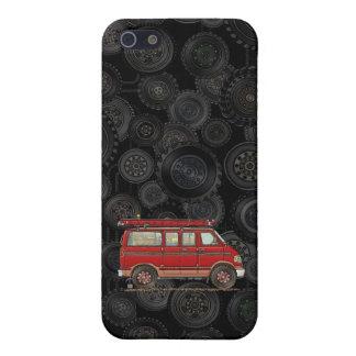 Cute Utility Pickup iPhone SE/5/5s Case
