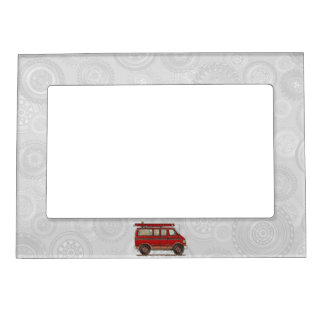Cute Utility Pickup Magnetic Picture Frames