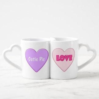 Cute Valentine Lovers' Mug