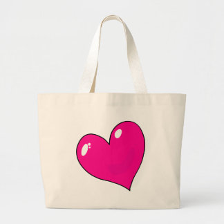 Cute Valentines Canvas Bag