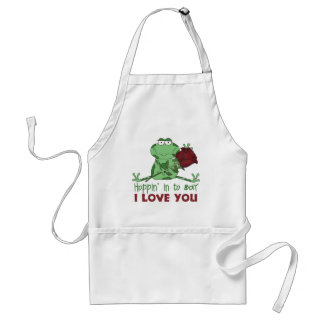 Cute Valentine's Day Gift Adult Apron