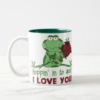 Cute Valentine's Day Gift mug