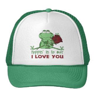Cute Valentine's Day Gift Trucker Hat