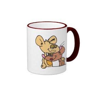 Cute Valentines Gifts Ringer Mug