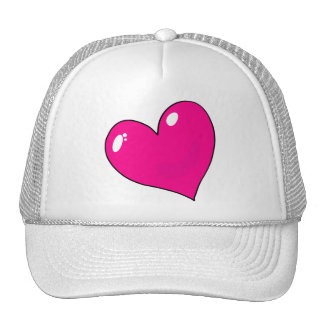 Cute Valentines Trucker Hat