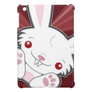 Cute Vampire Bunny Rabbit Cartoon iPad Mini Case
