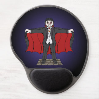 Cute Vampire Gel Mousepad