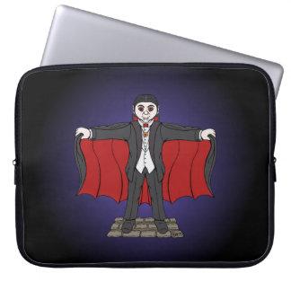Cute Vampire Laptop Sleeve