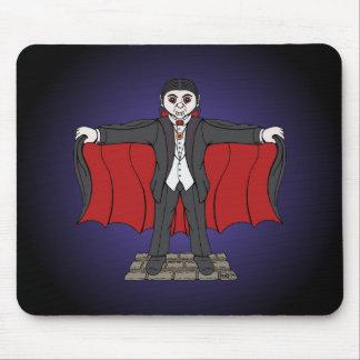 Cute Vampire Mouse Pad
