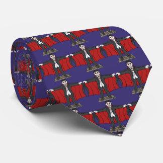 Cute Vampire Neck Tie