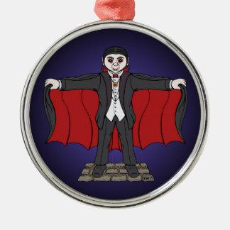 Cute Vampire Premium Ornament