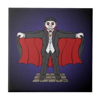 Cute Vampire Tile