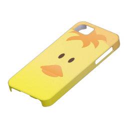 Cute Vector Art of Baby Chicken iPhone SE/5/5s Case