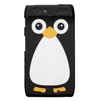 Cute Vector Penguin Motorola Droid RAZR Cover