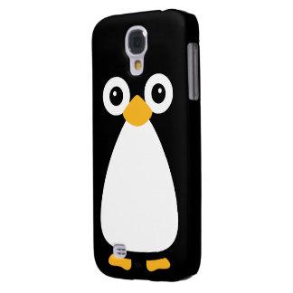 Cute Vector Penguin Samsung Galaxy S4 Case