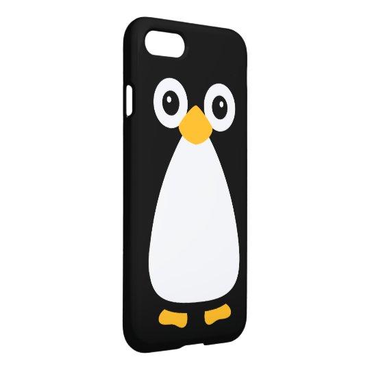 the best attitude f1bad ac6e8 Cute Vector Penguin iPhone Case